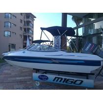 Lancha Excedo M160 Premium Con Mercury 50 Hp 2t