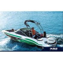 Lancha Classer 206 Con Motor Evinrude E-tec 150 Hp