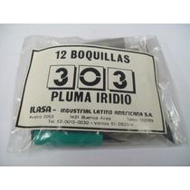 303 Repuesto Boquilla Con Pluma Iridio (x2 Unidades)