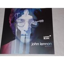 John Lennon - Catálogo Mont Blanc - Alto Palermo -