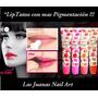 Labial Wow! Romantic Roses Liptatoo- Mas Pigmentación*!!!
