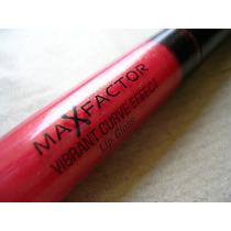 Max Factor Vibrant Curve Effect Lip Gloss 5 Ml Brillo Labial