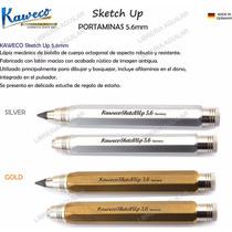 Portaminas Metalico 5,6 Mm Kaweco Sketch Up Alemania