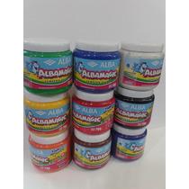 Tempera Albamagic En Pote X 700grs Pack X 3 Potes A Eleccion