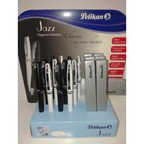 Boligrafo Pelikan Jazz Elegante Coleccion C/estuche P/regalo