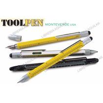 Portaminas - Herramienta 9 En 1 Tool Pen By Monteverde Usa