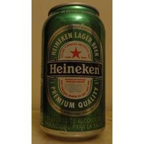 Lata Heineken 350ml Chile Colombia