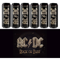 Cerveza Ac/dc - Premium Lager X 568cc