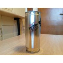 Lata De Cerveza Sapporo De Japón