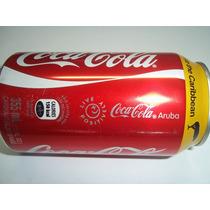 Lata Coca Cola Exclusiva Para Aruba - Isla De Caribe (vacia)