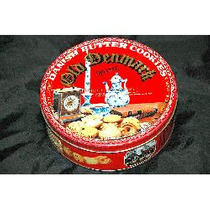 Lata Old Denmark Danish Butter Cookies
