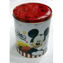 Lata Alta Mickey Con Tapa 010400