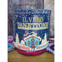 Antigua Lata De Pan Dulce Nevares Vintage.(envios).