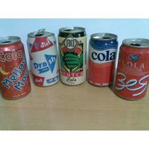 Latas Gaseosa Cola Varias Marcas