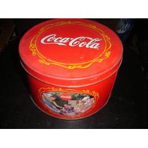 Lata Coca Cola Coleccion Grande