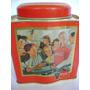 Lata Coleccionable Coca Cola - Base Cuadrada - Redonda!!!
