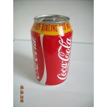 Lata Coca Cola Sudafrica Consumo Abordo Nueva