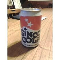 Lata De Coleccion - Sinco Cola Alemania