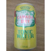 Lote De 7 Latas De Gaseosa Canada Dry