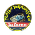 Lata Tortas Imperiales La Fama Antiguo Envase Original (3x)