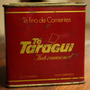 Lata De Te Taragüi En Hebras - Vacia - Años 90 - En La Plata
