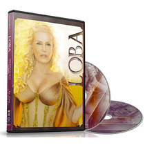 Valeria Lynch Loba Deluxe Cd + Dvd