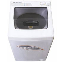 Lavarropas Drean Patriot 54cs Semi Automático Superior 4prog