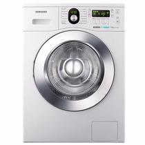 Lavarropas Samsung Wf1702 De 7kg 1200rpm 14pr Blanco Clase A