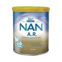 Leche En Polvo Nan Ar Nestle 400 Grs