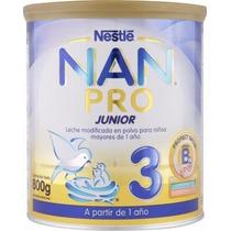 Leche Nan Pro 3 800 Gr.