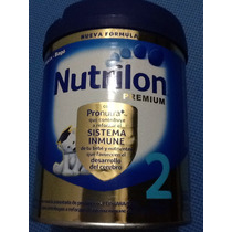 Nutrilon Premium 2 De 800g C/u El Precio Es X 2 Latas