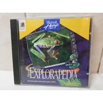 Microsoft Home Explorapedia 1996 Windows 95