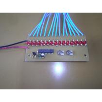 Secuenciador 15 Canales 20 Secuencias Con Dimmer 3 Amp.x Can