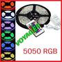 Tira Led Rgb 5050 5m 300 Leds + Controladora C/remoto