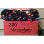 Luz Navidad Red X 320 Con Secuenciador Caja