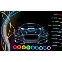 Hilo Neon Flexible El Wire Fluor Tunning Ultra Brillante Nh