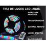 Tira Led Rgb 5050 5m 300 Leds + Controladora Con Remoto