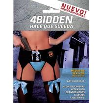 Medias Sexy Cop Policía Sexy 4bidden Código 340 Sex Shop
