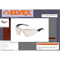 Anteojos Lentes Elvex Indoor-outdoor Antideslumbramiento