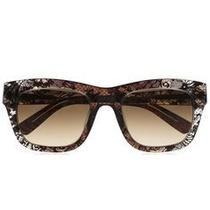 Anteojos Lentes Gafas De Sol Valentino Marca Original Negro