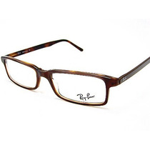 Armazon Marco Lente Ray Ban Original Rb 5095 Lectura Carey