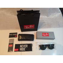Lentes Rayban Wayfarer Colores Rb 2140 50mm Medium