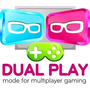 Dual Play 2 Anteojos Lentes Para Led L G 3d - Envio Gratis