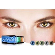 Lentes De Contacto De Color Expressions+regalo!