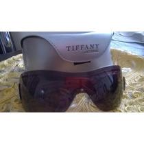 Anteojos De Sol Marca Tiffany - Casi Sin Uso! Como Nuevos!!!