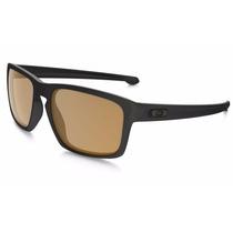 Anteojos Lentes De Sol Oakley Sliver 009262-08 Polarizados E