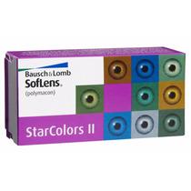 Lentes De Contacto Color Soflens Starcolors Ii Bauch&lomb