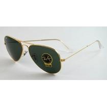 Anteojos Gafas Ray Ban Modelo Rb 3025 Aviator L0205 Original