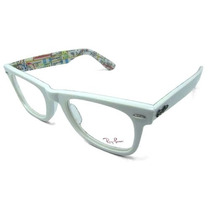 Anteojos Marco Lectura Ray Ban Rb 5121 Wayfarer Original