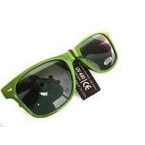 Lentes Gafas Mujer Modelo Risky Armazon Verde Con Uv400